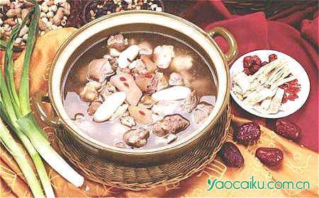 羊肉肉桂汤