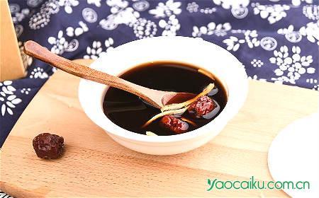 肉桂红糖茶