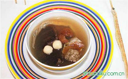 海龙瘦肉汤