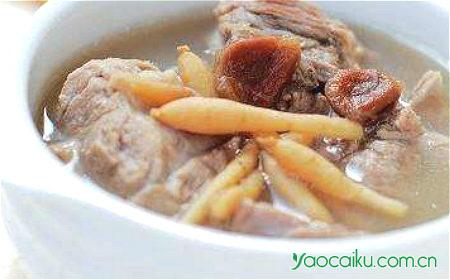 益智仁羊肉汤
