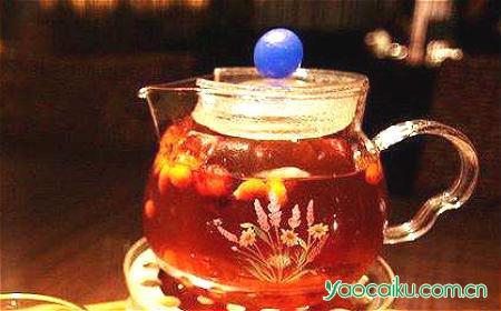 山茱萸花茶