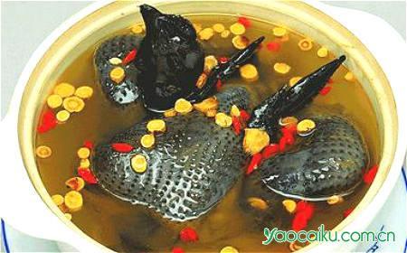 红豆黄精乌鸡汤