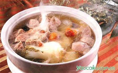 人参羊肉汤