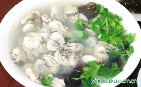 淫羊藿蛎肉汤