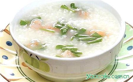 韭菜子白芷粥