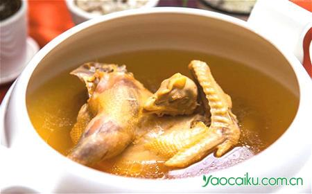 覆盆子公鸡汤