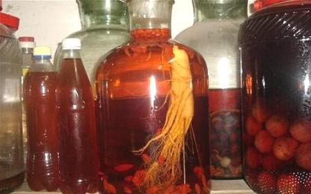 蛤蚧参茸酒