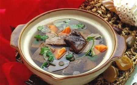 羊肾巴戟锁阳汤