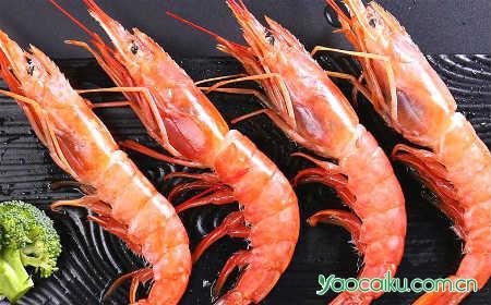 吃虾真的能补肾壮阳吗
